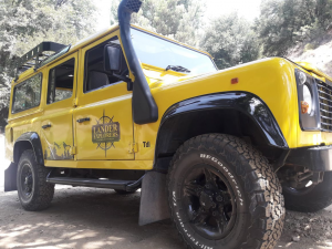 Lander Explorers is a new company and one of Cyprus most prominent jeep safari tour companies on the island
